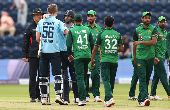 Pakistan were outplayed in the opening ODI | Getty