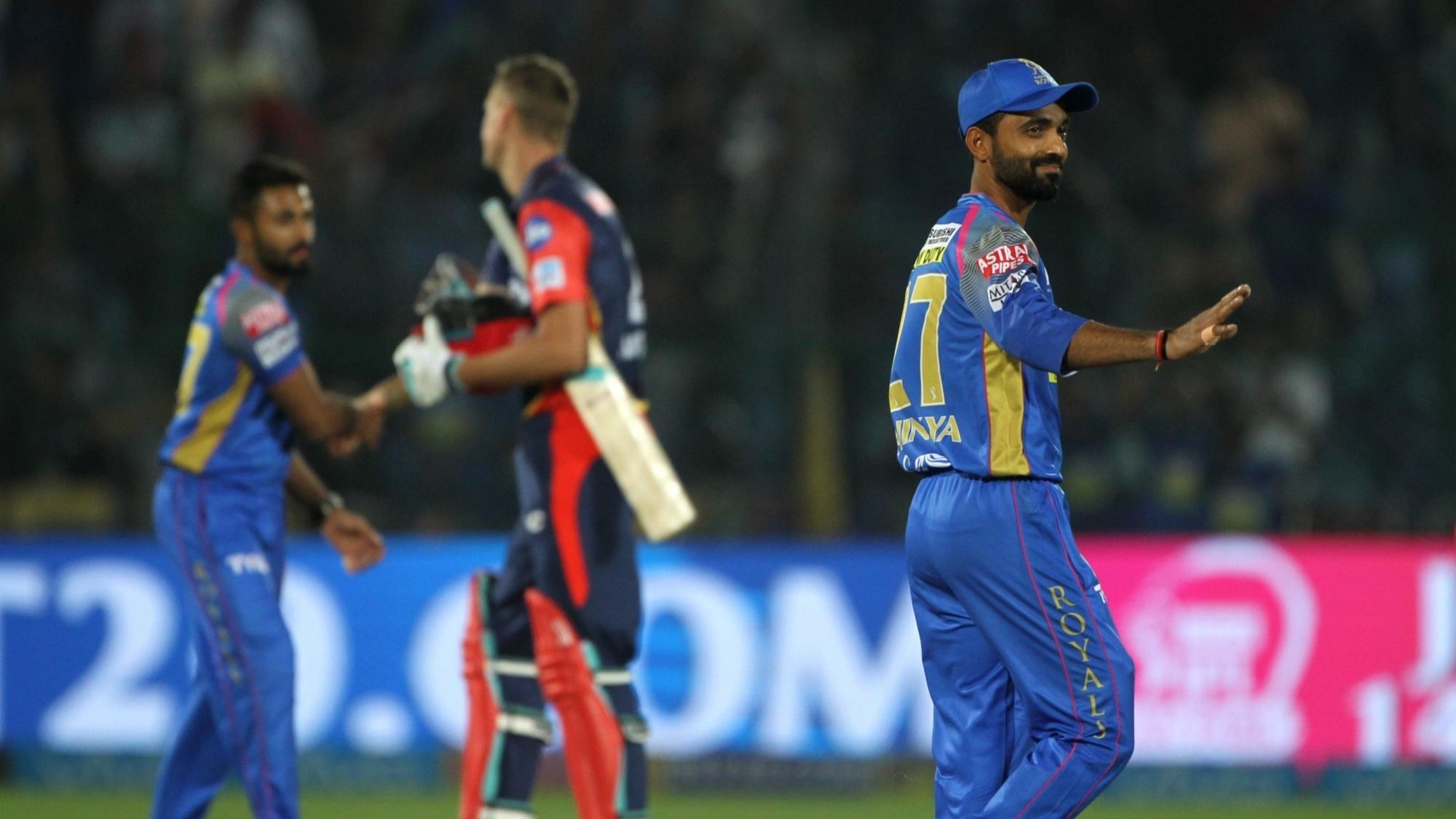 राजस्थान रॉयल्स ने चखा इस सीजन की पहली जीत का स्वाद