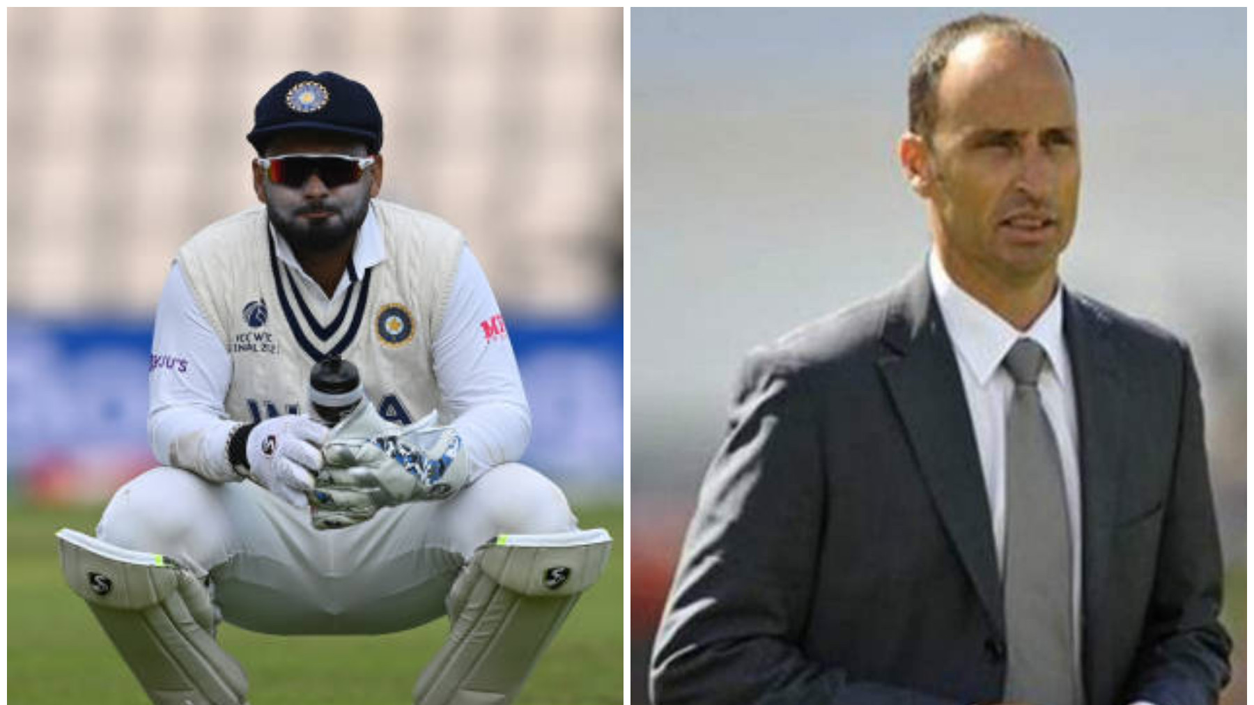 ENG v IND 2021: 'Rishabh Pant at six in England is one place too high', opines Nasser Hussain