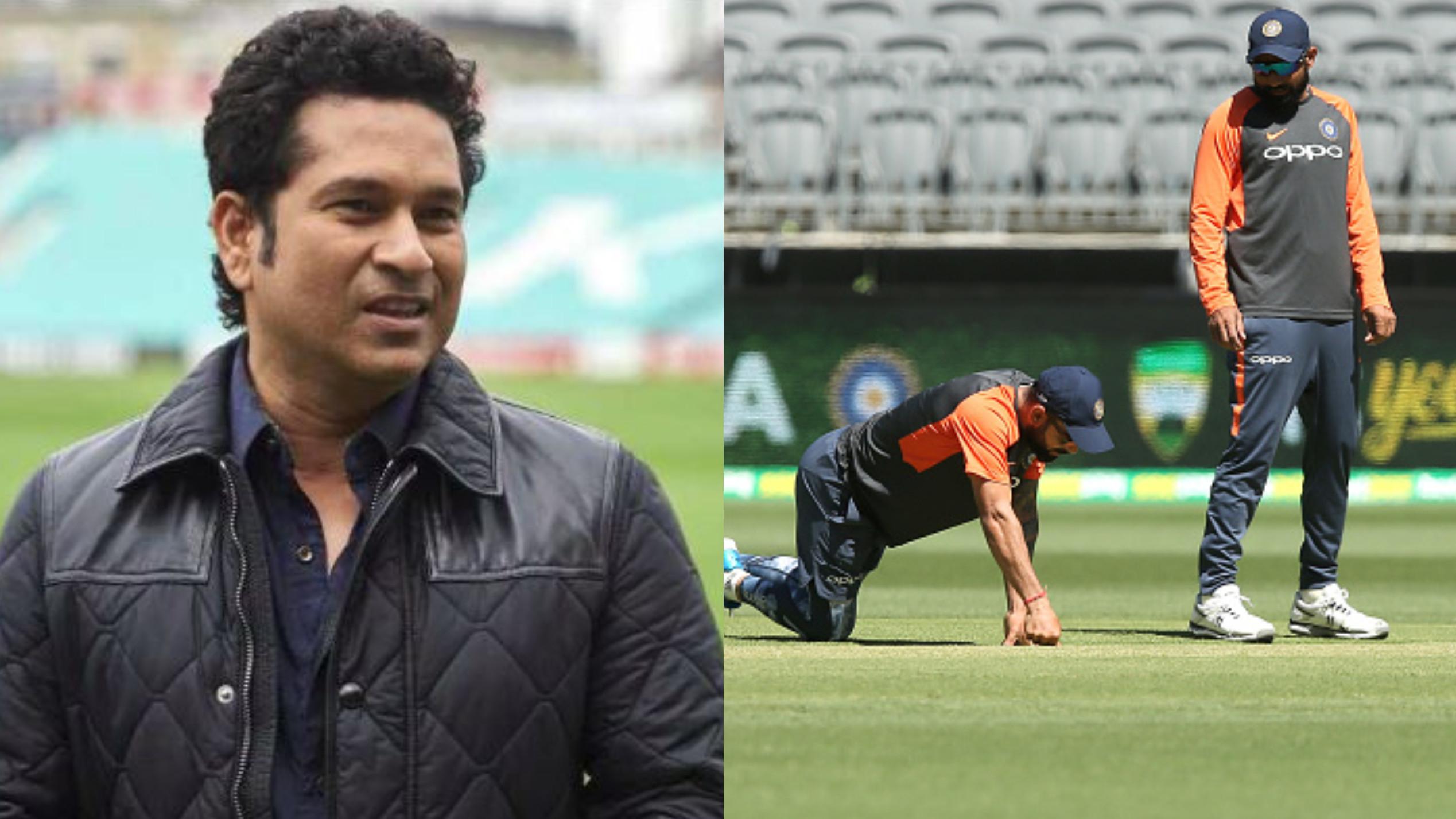 AUS v IND 2018-19 : सचिन तेंदुलकर के अनुसार ऑस्ट्रेलियाई क्रिकेट पिचों में आया है बदलाव