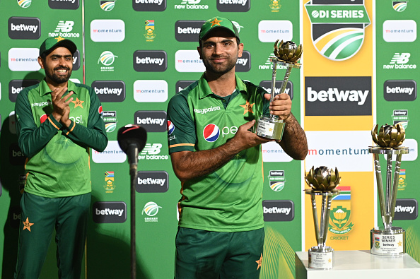 Misbah also lauded Babar Azam and Fakhar Zaman | Getty Images