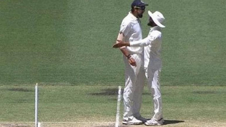 AUS v IND 2018-19: Revealed - This is what Ishant and Jadeja said to each other during their ugly spat