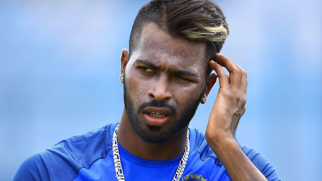 Michael Holding calls Hardik Pandya a non all-rounder and a member of Indian team likes his comment