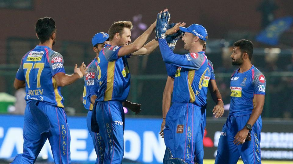 IPL 2018 : Match 6, RR vs DD - Statistical Highlights