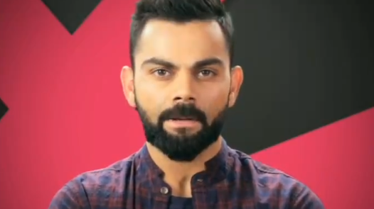 Virat Kohli share a special message ahead of the International Women's Day