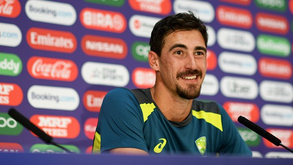 CWC 2019: Defeat against India was the turning point for Australia in the World Cup, says Mitchell Starc