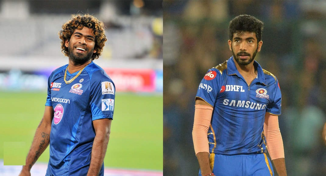 Malinga and Bumrah have been a prime reason for MI's recent IPL title wins | AFP