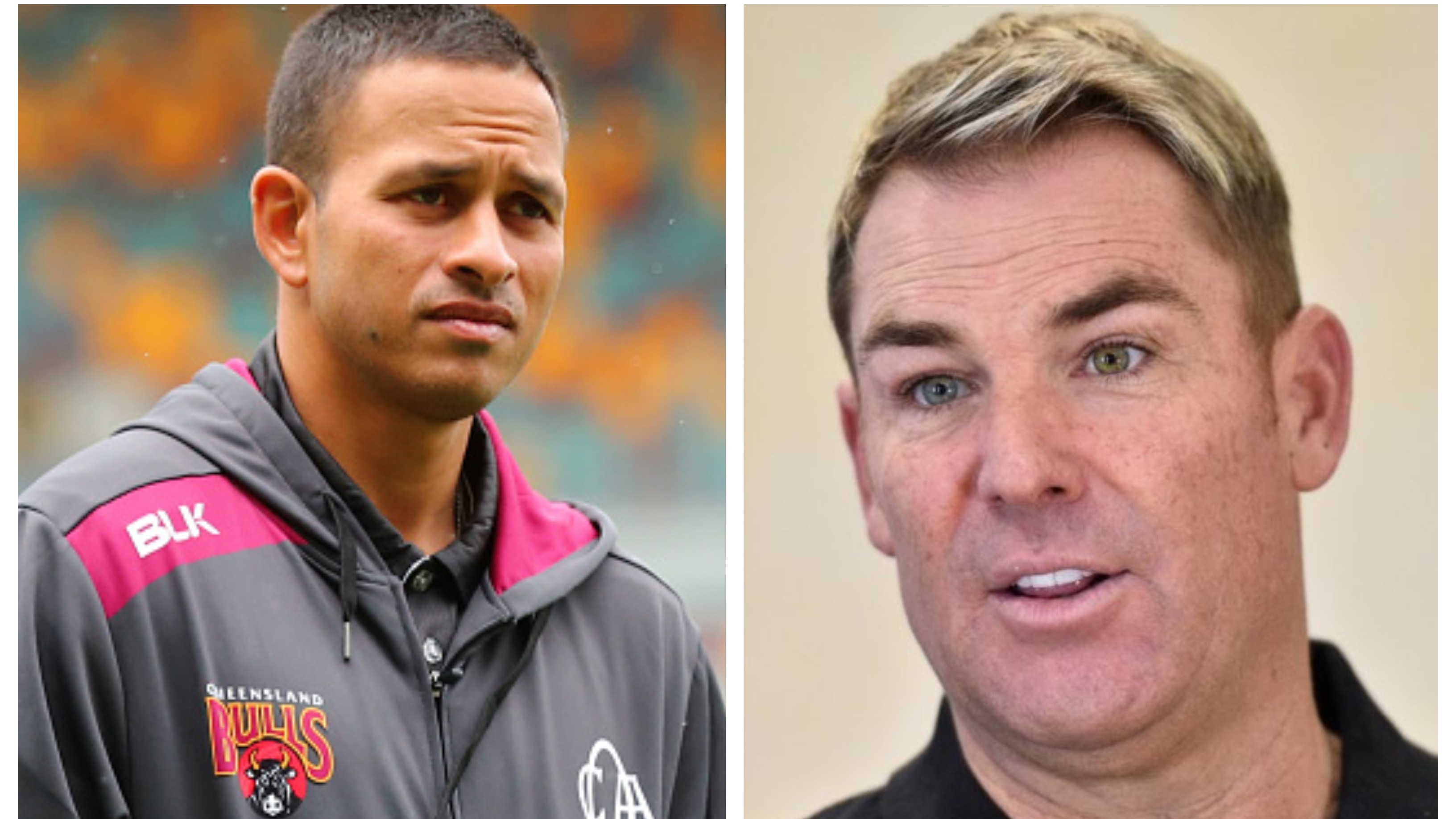 Khawaja reacts to Warne's remark questioning his desire to play for Australia