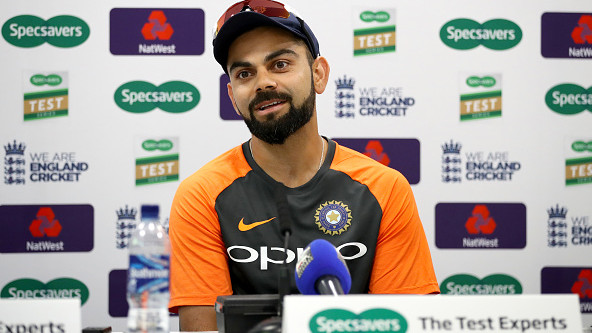 ENG v IND 2018: Virat Kohli urges Indian fans to not be judgemental about team's poor batting show after one Test