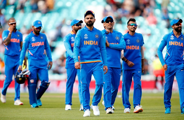 Virat Kohli is leading the Indian team in World Cup for 1st time   Getty