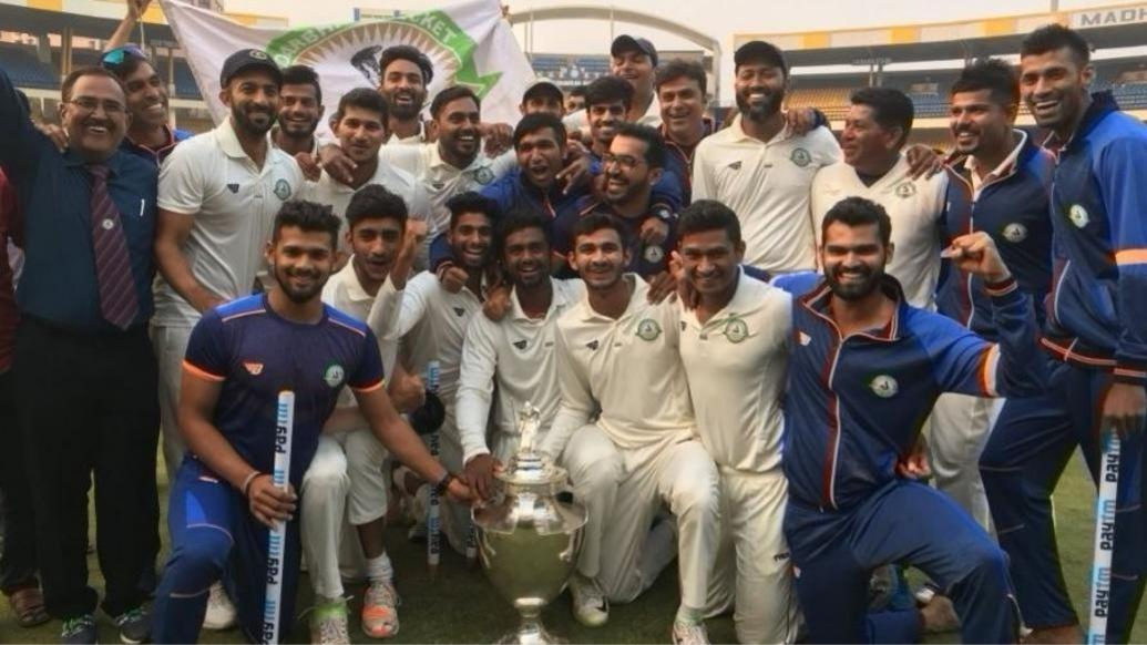 Duleep Trophy in August will kick start 2018-19 Indian domestic cricket season