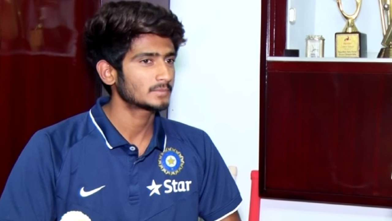 Khaleel Ahmed picked three wickets for India A