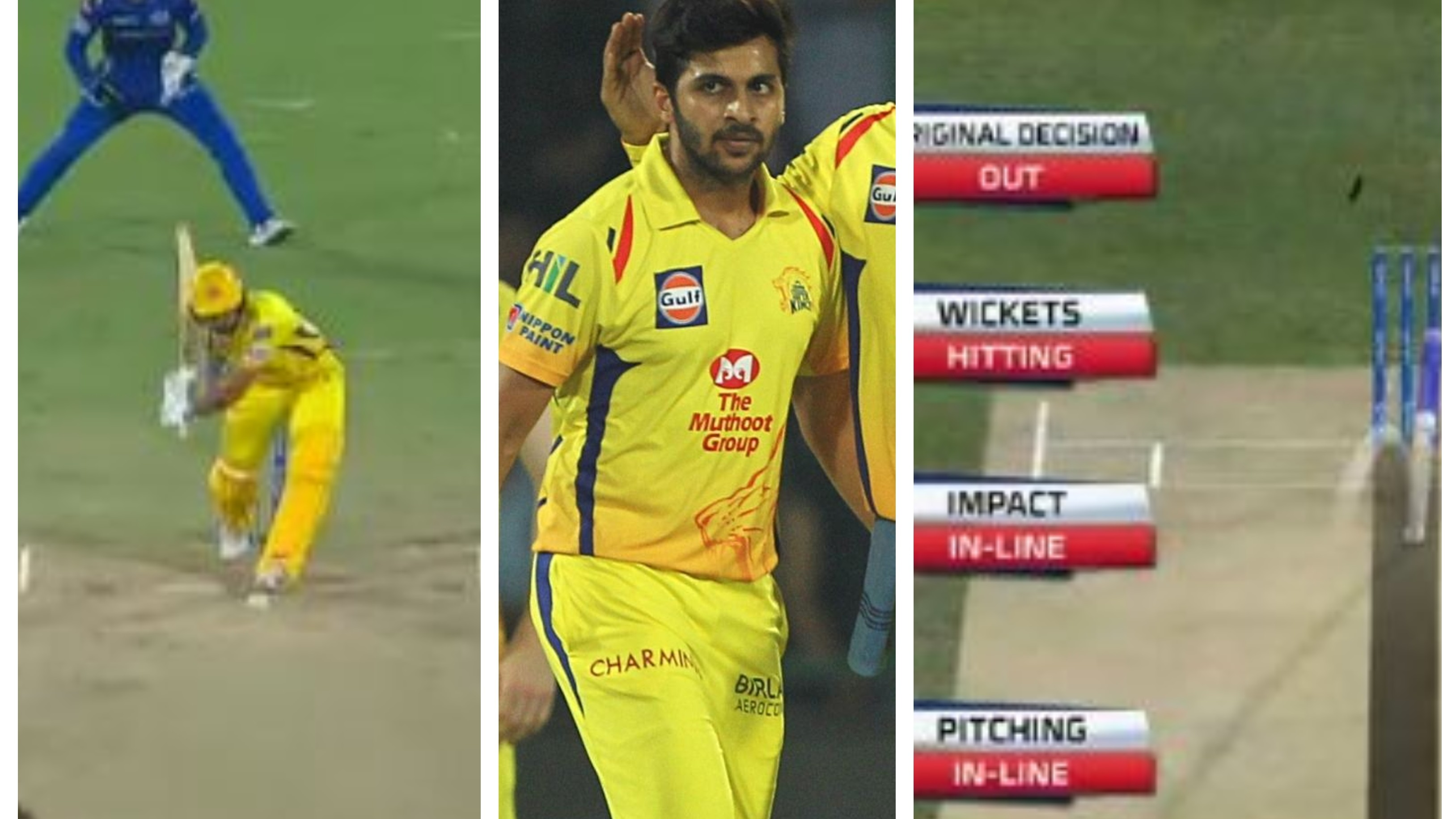 IPL 2019: Shardul Thakur reflects back at his last ball dismissal in the IPL final