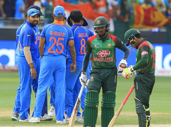 India had defeated Bangladesh convincingly in the Super Four clash | Getty