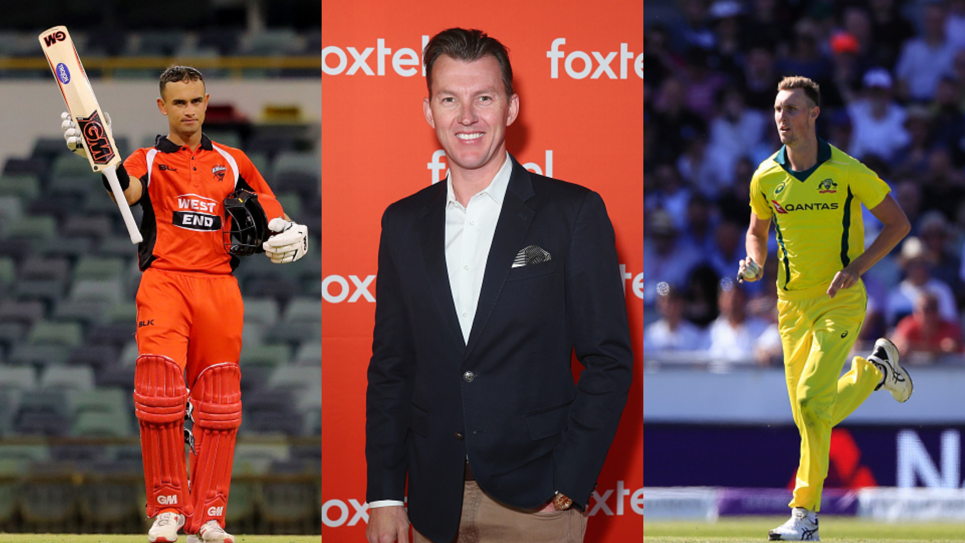 Brett Lee names Jake Weatherald and Billy Stanlake as the next big things in Australian cricket
