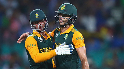 SA v SL 2019: Du Plessis reckons De Kock will excel in the World Cup for South Africa