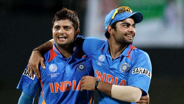 Suresh Raina thinks Virat Kohli could lead India to World Cup glory in 2019