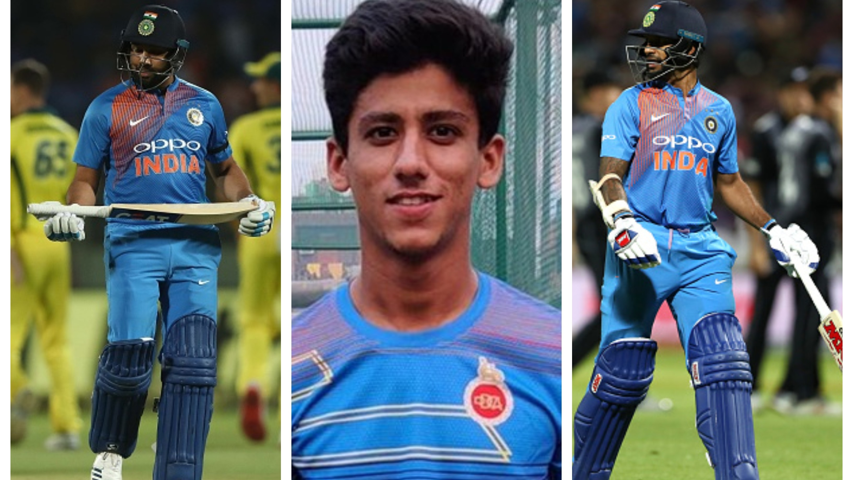 IND v BAN 2019: 19-year-old Keshav Dabas gets better of Rohit, Dhawan at the nets ahead of Delhi T20I