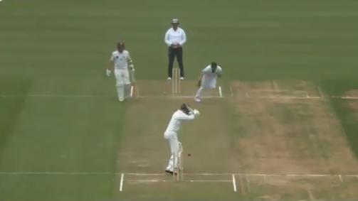 NZ v IND 2020: WATCH – Jasprit Bumrah dismisses NZ XI batsman Finn Allen with a ripper