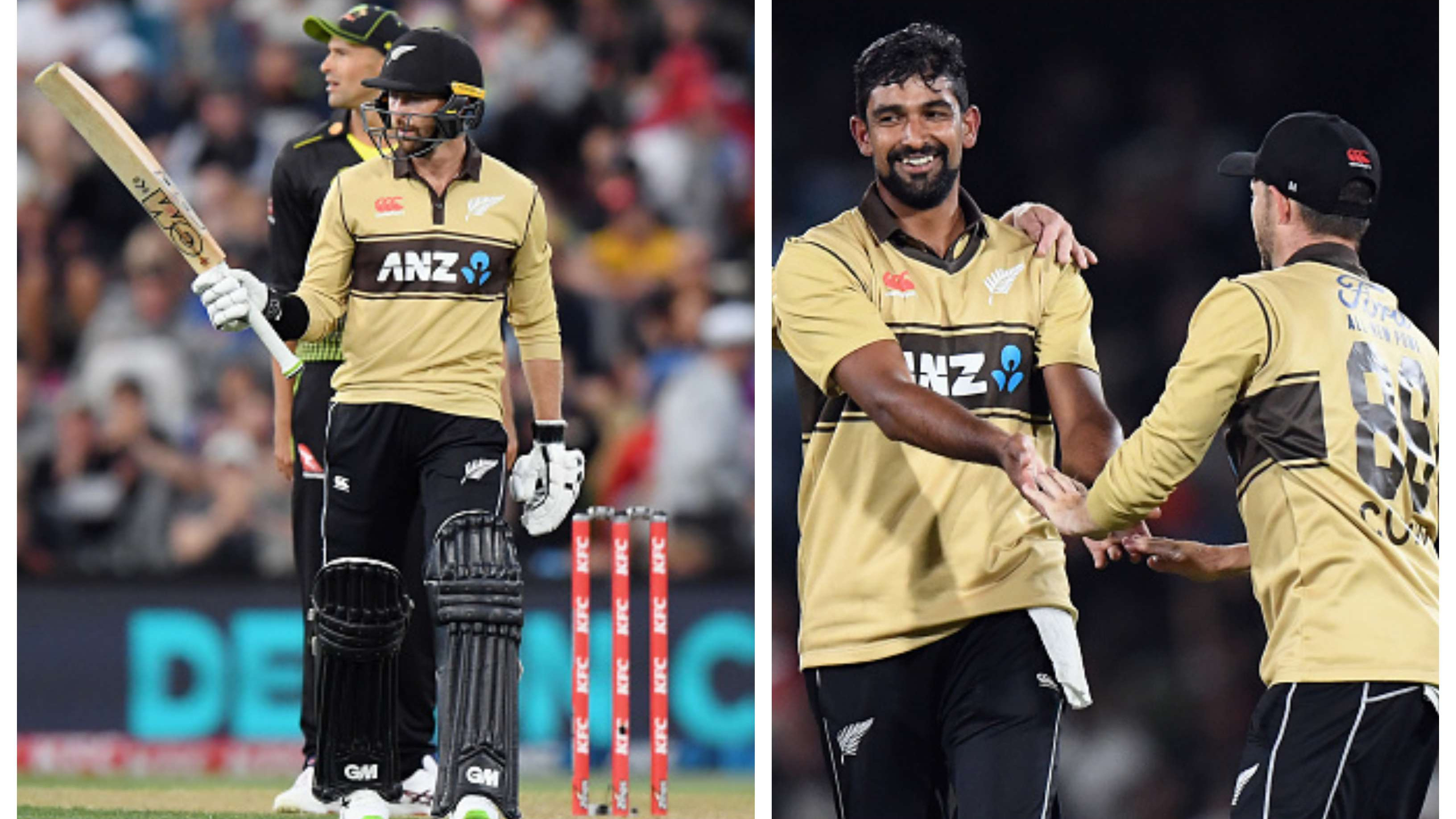 NZ v AUS 2021: Devon Conway, Ish Sodhi star in New Zealand's 53-run win over Australia in 1st T20I
