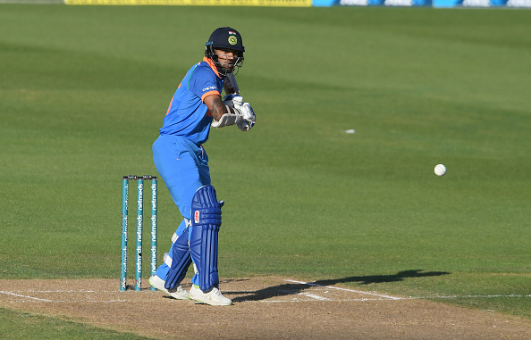 Shikhar Dhawan Says Rising Competition In The Team Keep