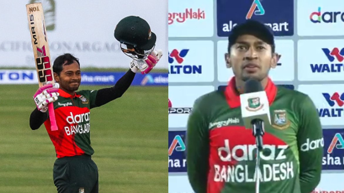 BAN v SL 2021: Mushfiqur Rahim elated after ending century drought; urges young batters to contribute more