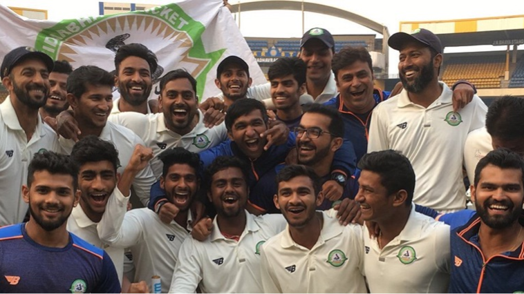 Irani Cup 2018: Vidarbha win on first innings lead after piling 800 runs, Wasim Jaffer player of the match