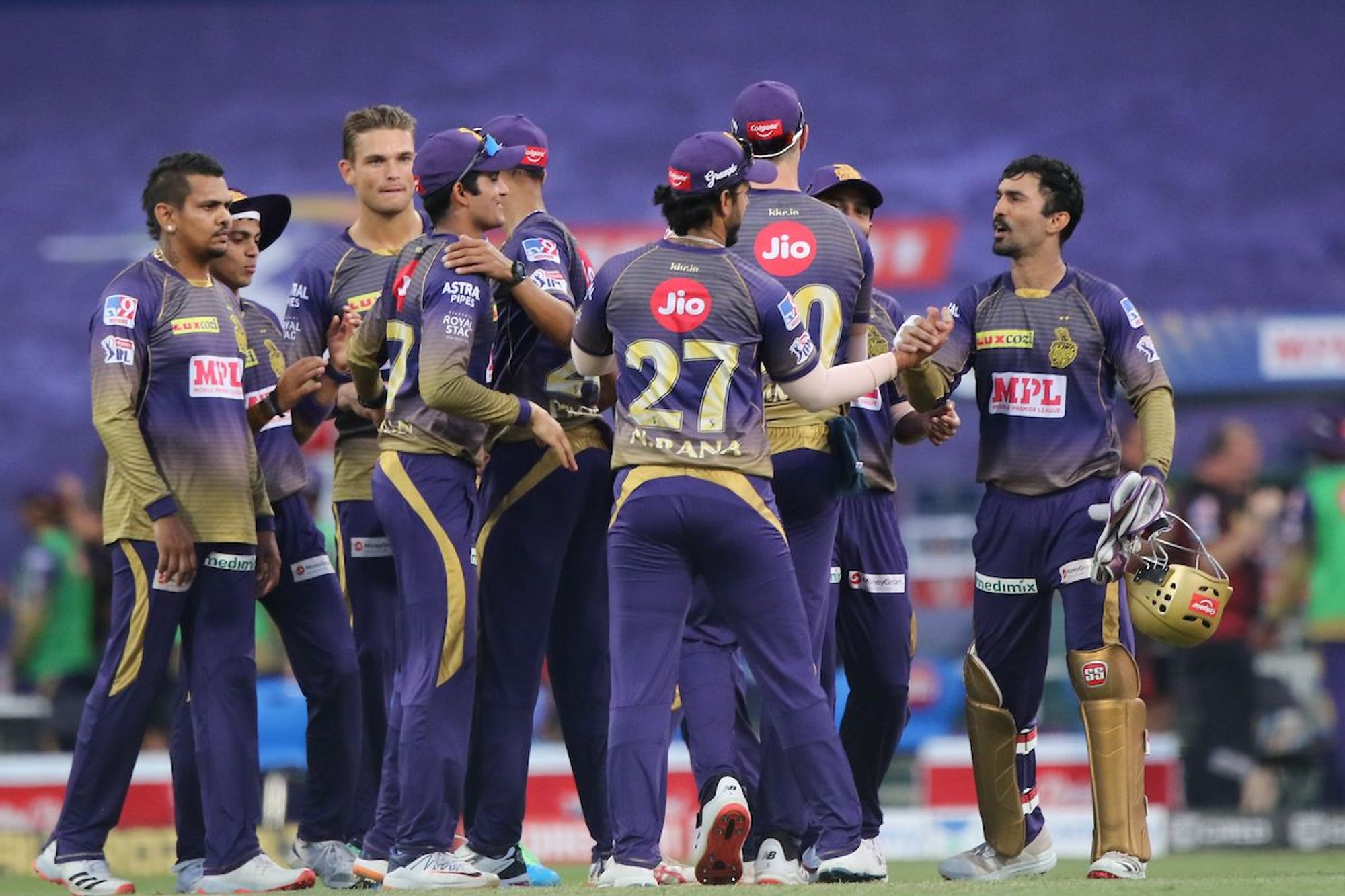KKR have won the IPL twice in 2012 and 2014 | IPL/BCCI
