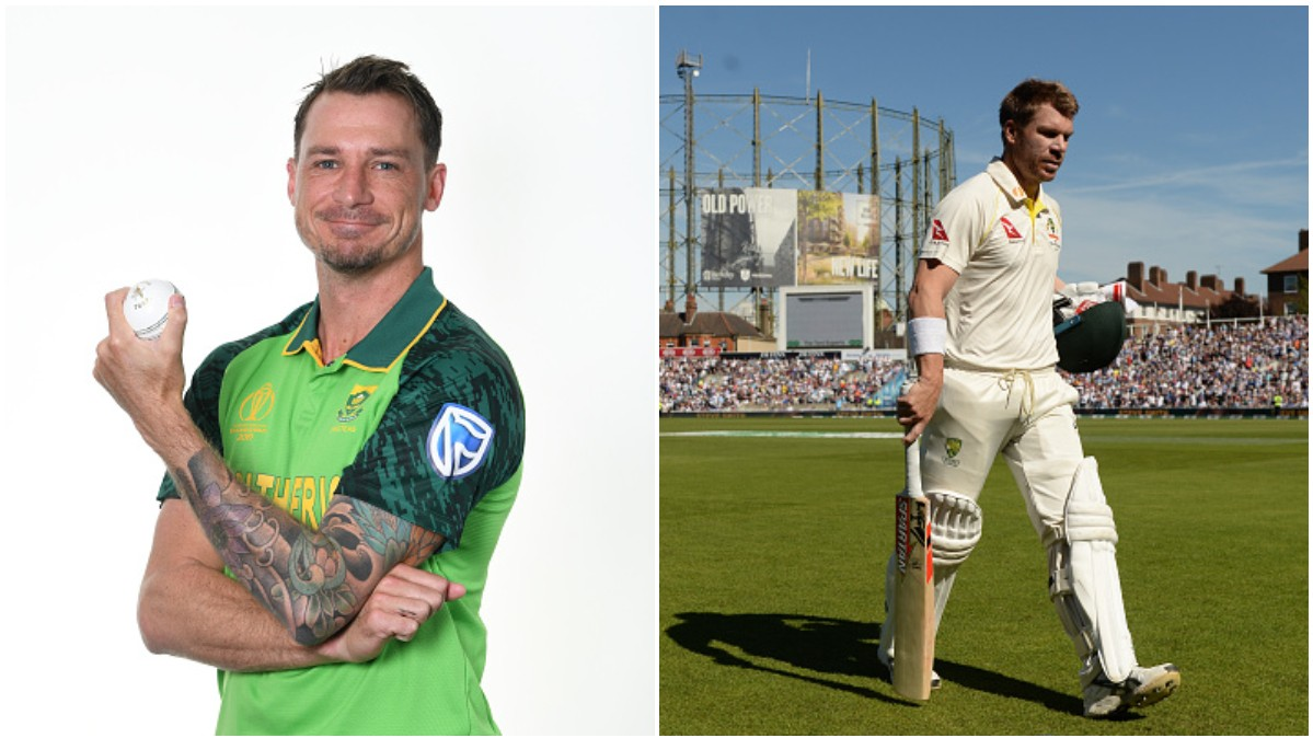 Dale Steyn rates David Warner as 'one of the best batters he has bowled to'