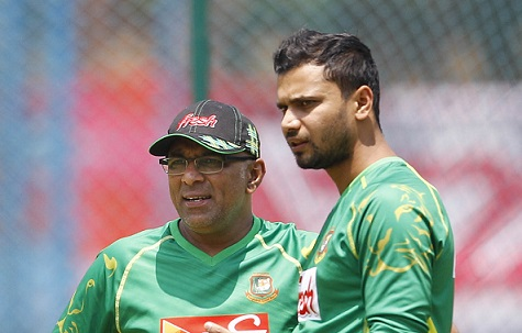 Mashrafe Mortaza insists Bangladesh has moved on from Chandika Hathurusingha