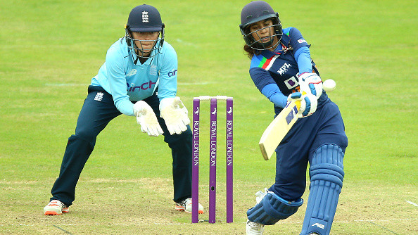 Mithali Raj reclaims No. 1 spot in ICC Women's ODI batting rankings after England series