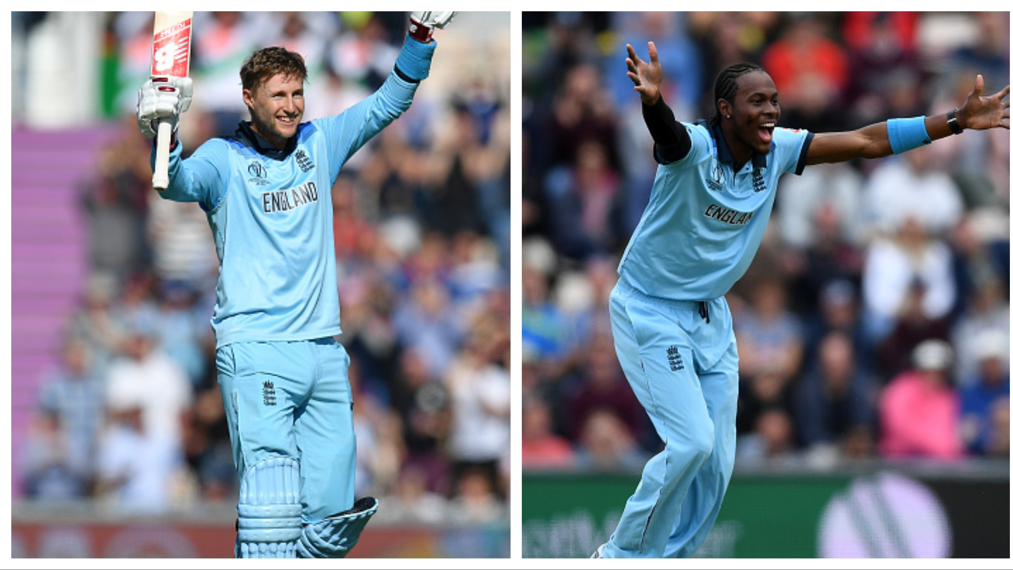 CWC 2019: ENG v WI - Jofra Archer, Joe Root help England rout West Indies at the Rose Bowl