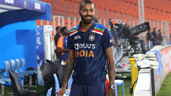 IND v ENG 2021: Hardik Pandya says Team India wanted to break the jinx of batting first and winning during T20I series