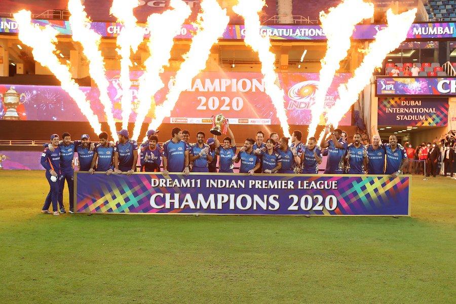 Mumbai Indians | IPL/BCCI