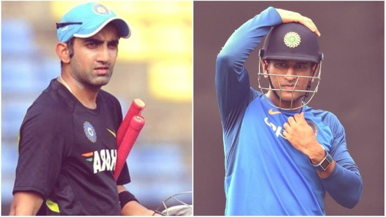 ENG v IND 2018: MS Dhoni criticized by Gautam Gambhir, but finds support of Zaheer Khan
