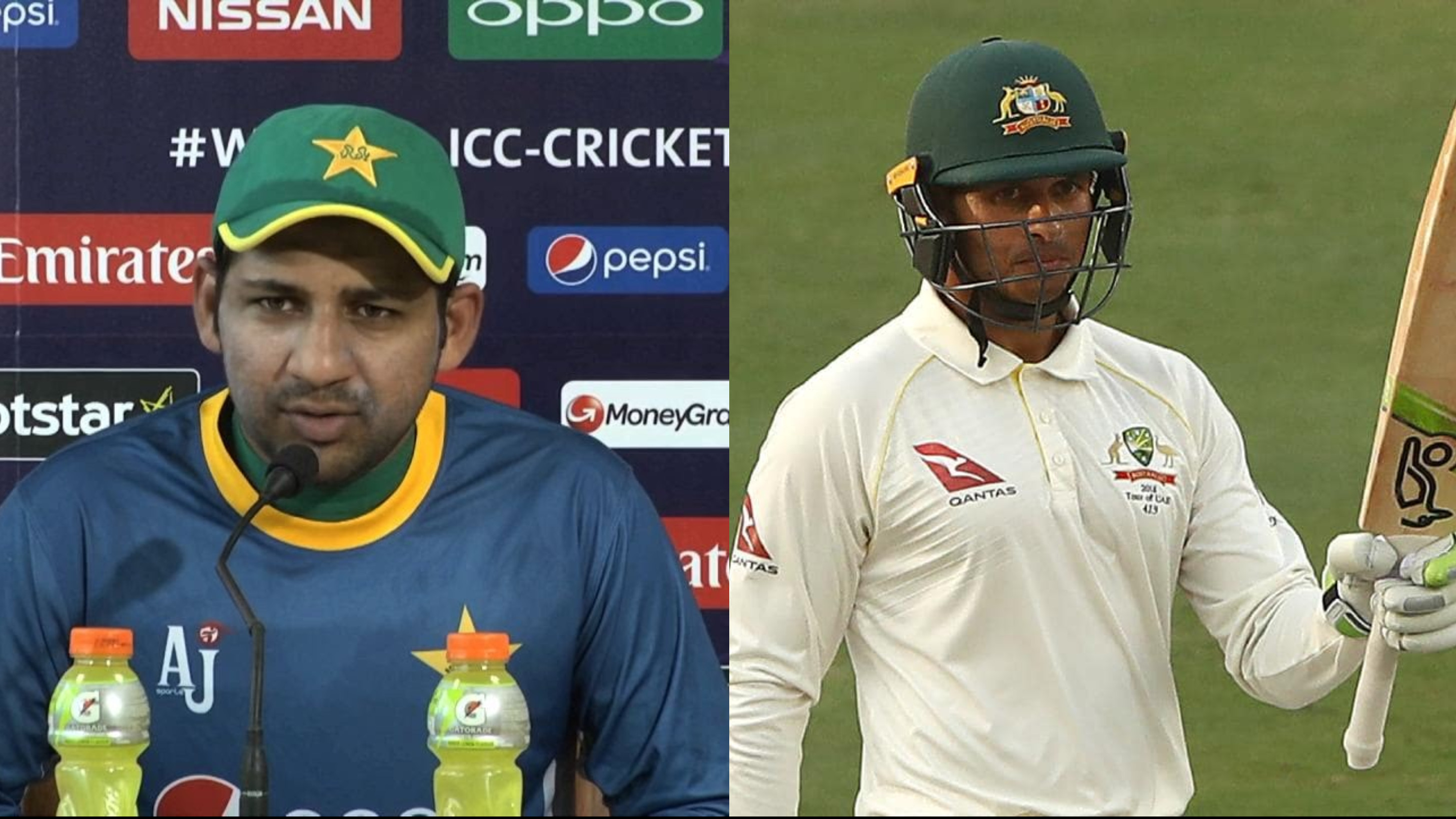 PAK v AUS 2018: All credit goes to Usman Khawaja, says Sarfraz Ahmed after Dubai draw