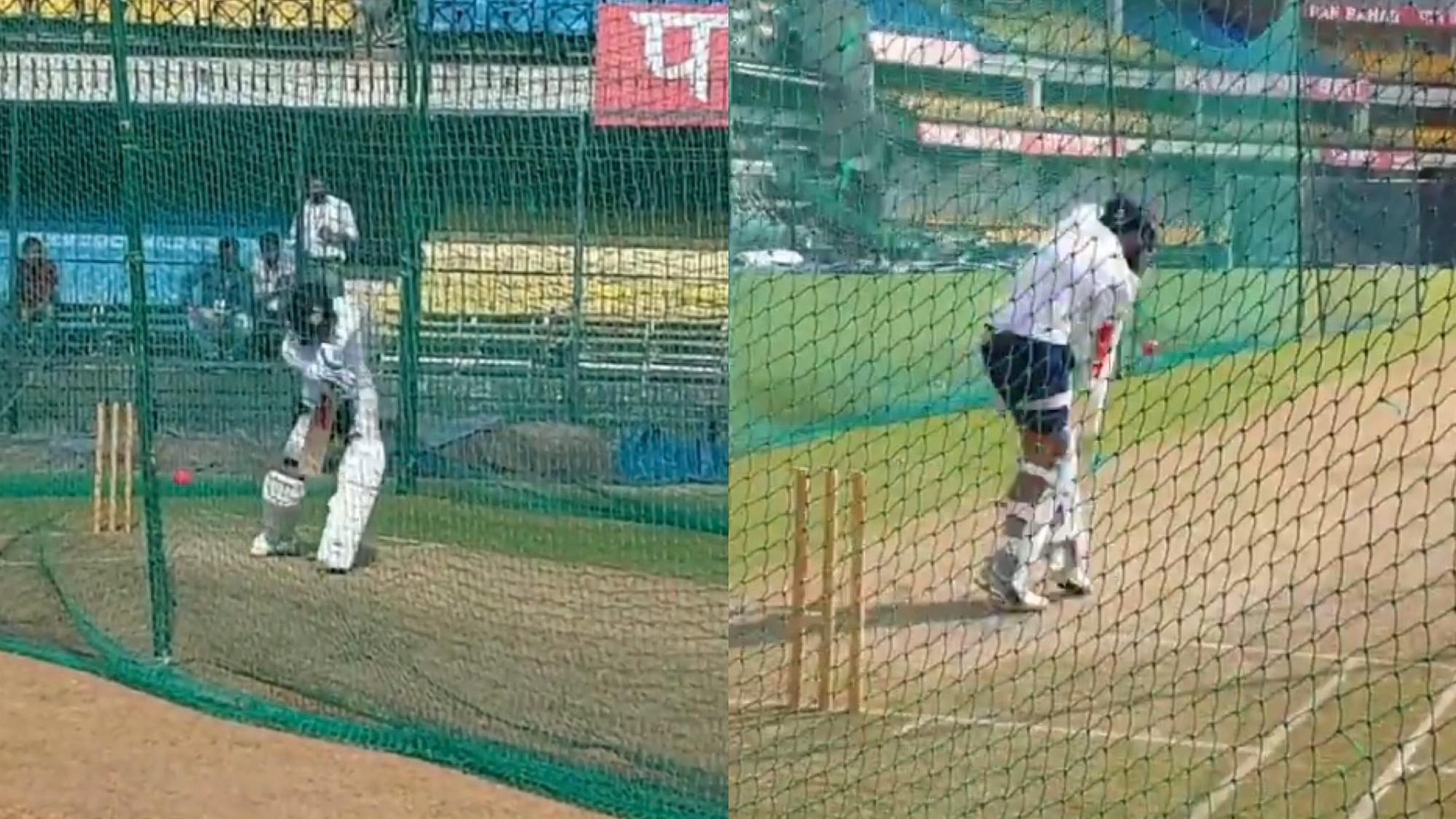 IND v BAN 2019: WATCH - Virat Kohli takes throwdowns with the pink ball