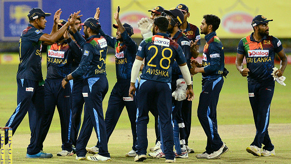 Sri Lanka announce 15-man squad for T20 World Cup 2021