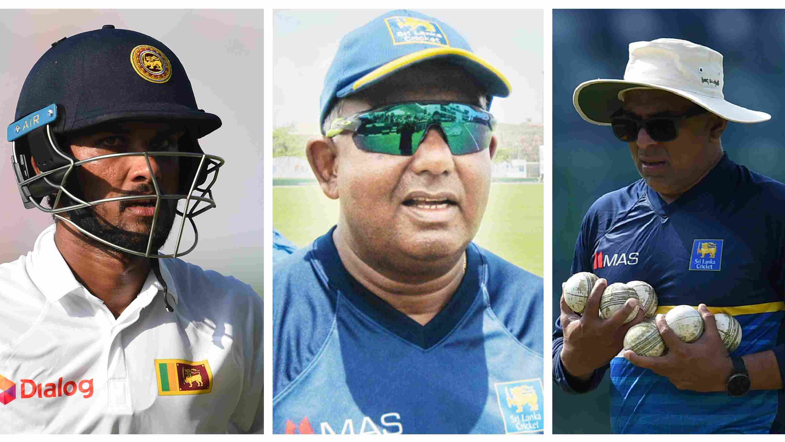 SL vs SA 2018:  Chandimal, Hathurusinghe, Gurusinha pull out from South Africa Tests