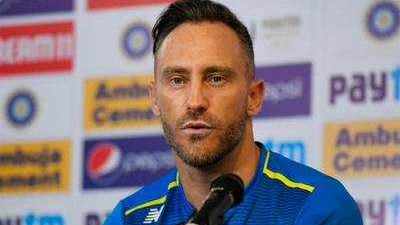 IND v SA 2019: Faf du Plessis expecting Pune to offer more turn for spinners than Vizag