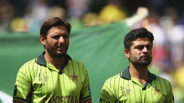 Ahmed Shehzad tweets against Indian players for lashing out at Shahid Afridi