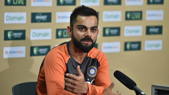 AUS v IND 2018-19: It's irrelevant, reckons Virat Kohli on his great hundred as India lost the Perth Test