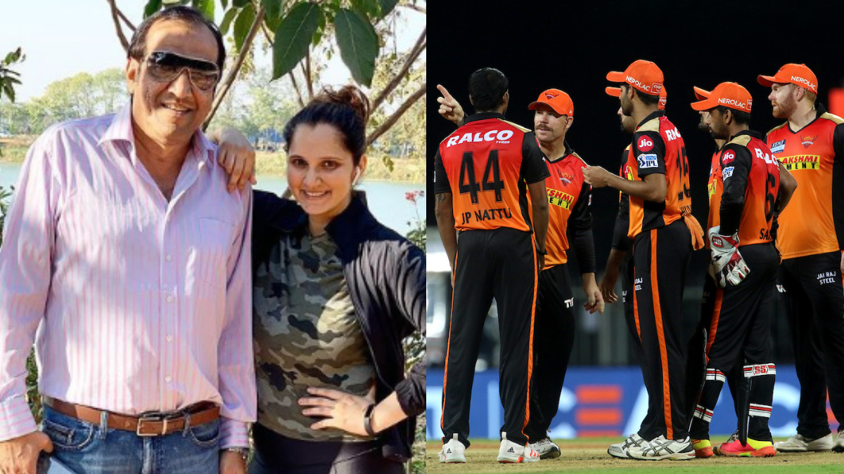 IPL 2021: No local player good enough for selection- Sania Mirza's father says SRH will end up with few wins