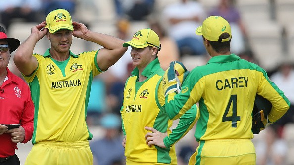 CWC 2019: AUS v ENG Warmup – Steve Smith century and bowlers take Australia to 12-run win over England