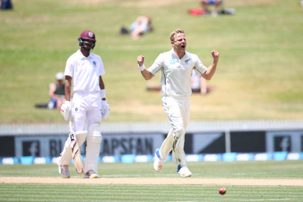 Neil Wagner has taken 31 wickets against West Indies in Tests. (Photo - Getty Images)