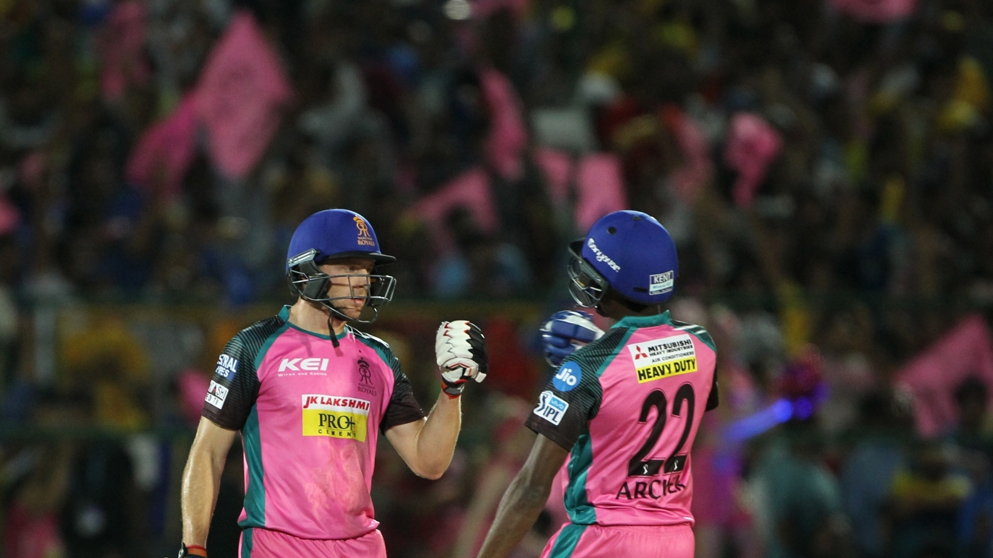 IPL 2018: Jos Buttler thanks Rajasthan Royals family for his wonderful stay