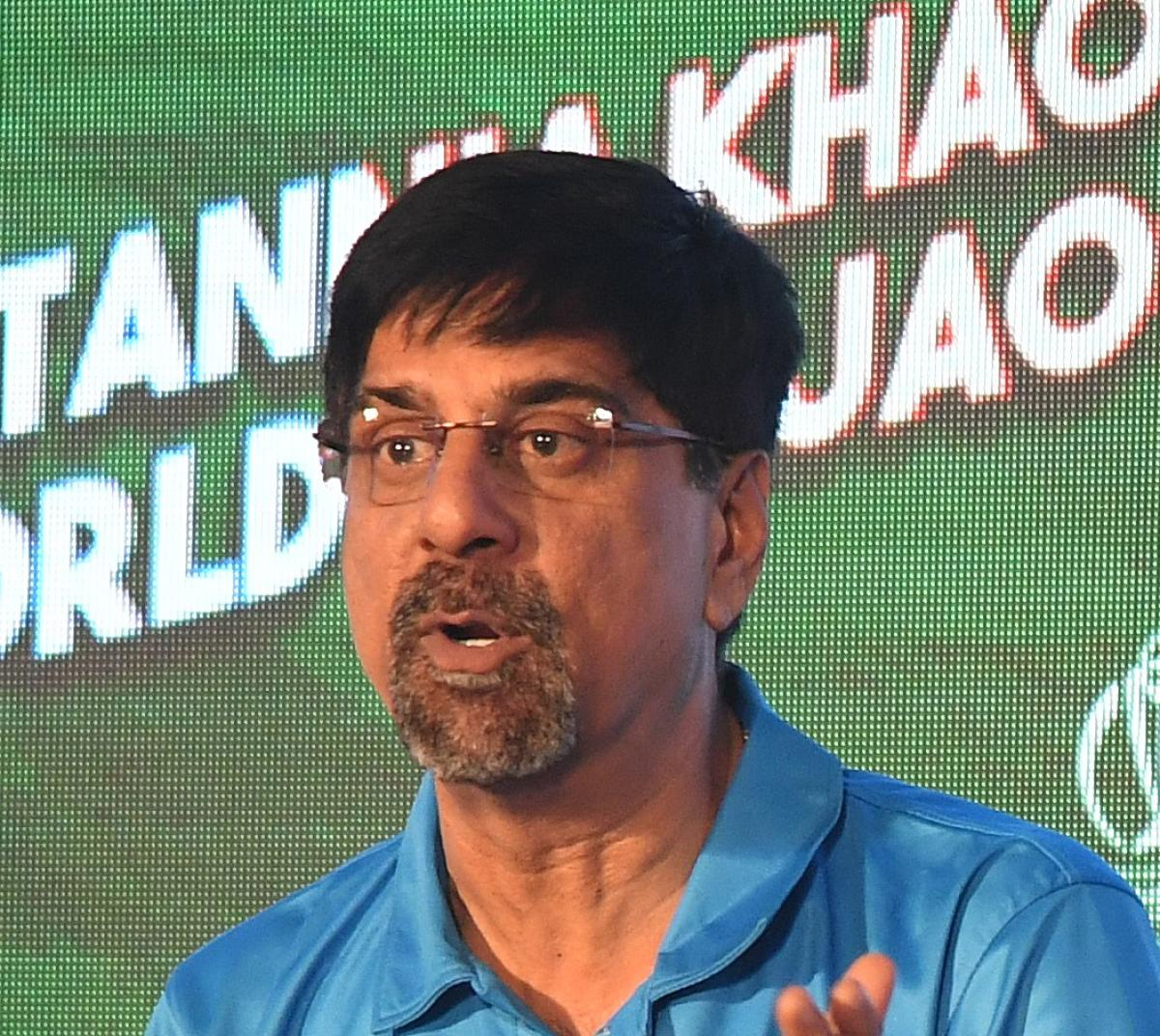Former India captain and chief selector Kris Srikkanth