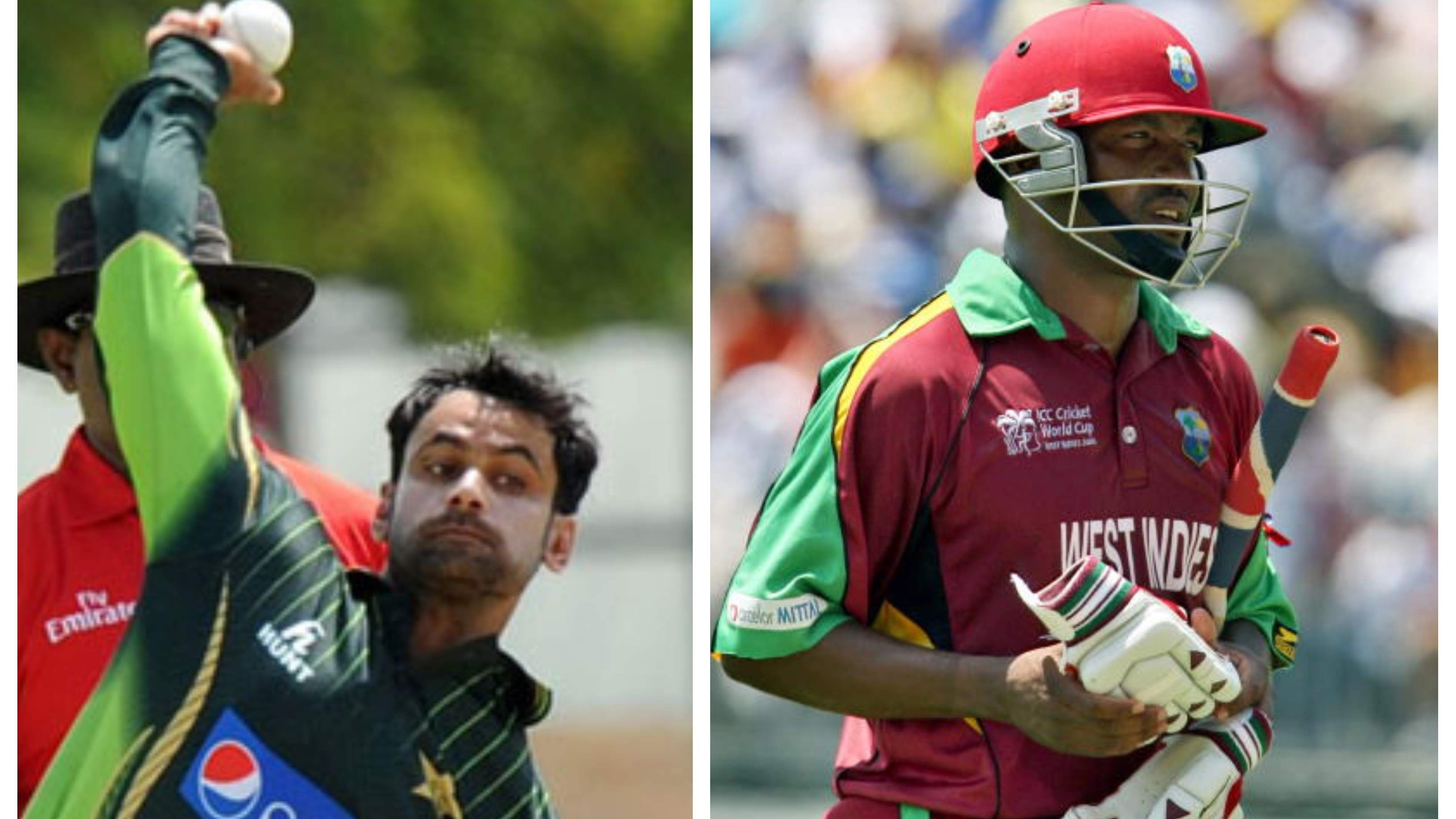Mohammad Hafeez reveals legendary Brian Lara found his bowling difficult to face