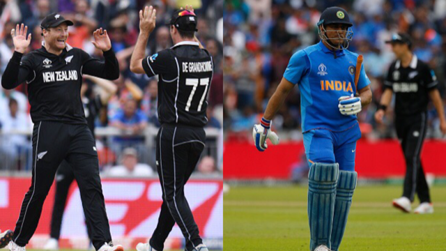 CWC 2019: WATCH- Martin Guptill feels he was lucky to run MS Dhoni out with a direct hit