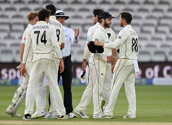 """Kane Williamson asked the Kiwis to """"start afresh"""" in the final Test 